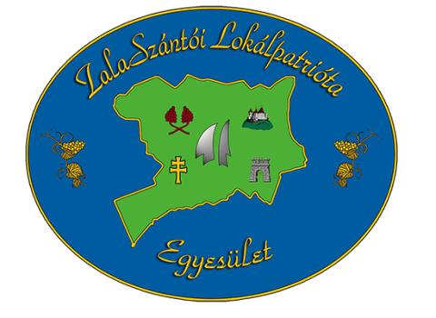 ZalaSzántói Lokálpatrióta Egyesület címere